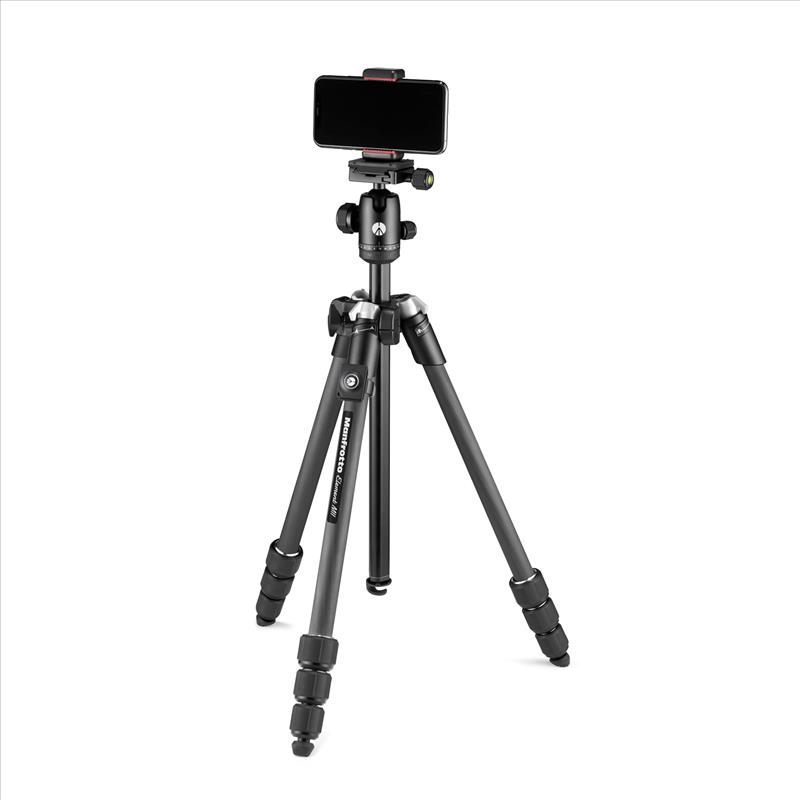 Manfrotto Element MII MobBT Carbon BK 4 S BH