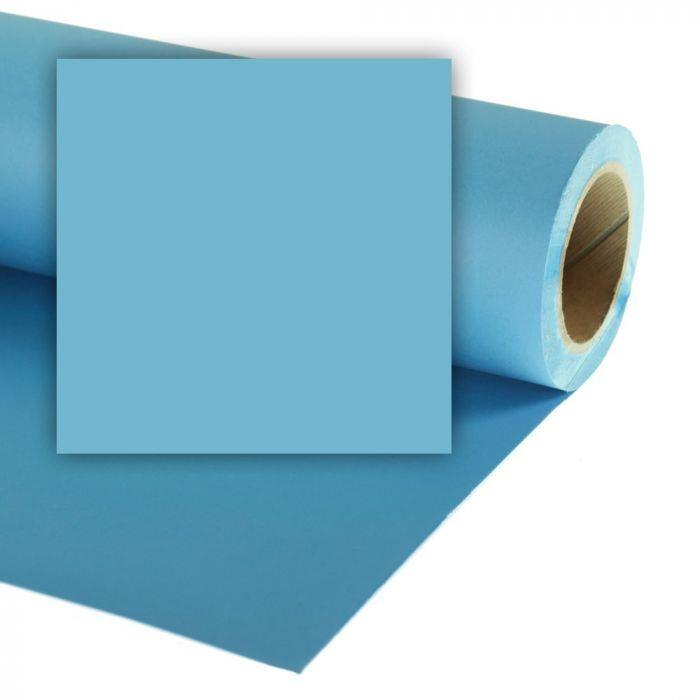 Colorama Paper Background 2.72 x 11m Sky Blue