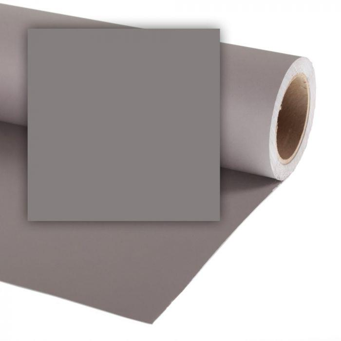 Colorama Paper Background 3.55 x 30m Smoke Grey