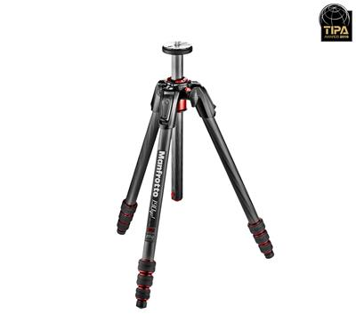Manfrotto 190go! MS Carbon 4-Section photo Tripod