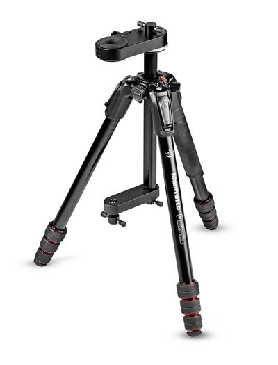 Manfrotto Virtual Reality Aluminium 4-Section Trip