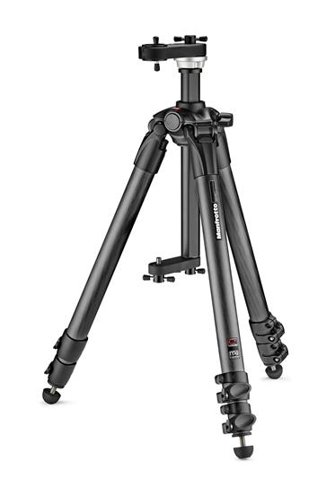 Manfrotto Virtual reality carbon fiber 3-section t