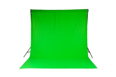 Lastolite Chromakey Curtain 3 x 3.5m Green