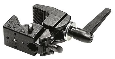 Manfrotto Super photo clamp without Stud, Aluminiu