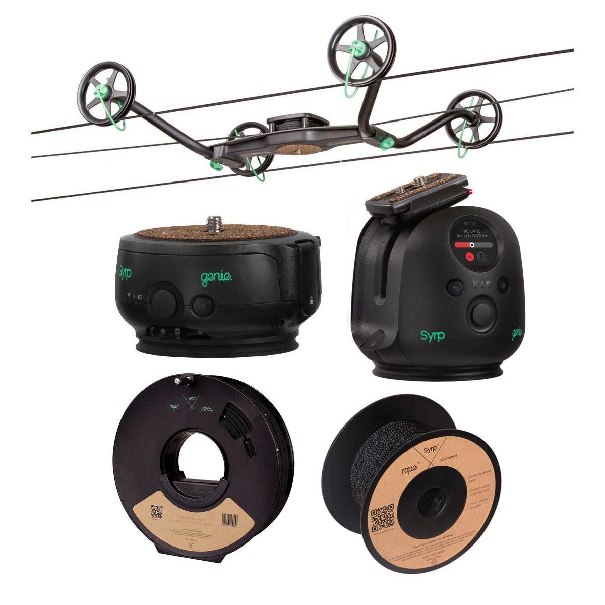 Syrp Slingshot 3-Axis Epic Kit 50m