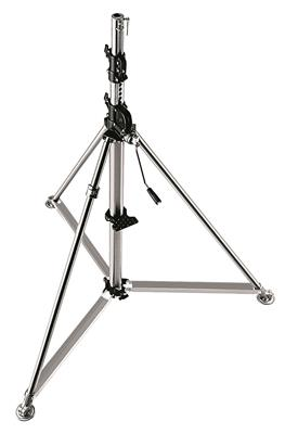 Manfrotto Stainless Steel Steel Super Wind Up Stan