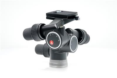 Manfrotto 405 Geared Tripod Head, strong and light