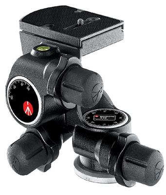 Manfrotto 410 Junior Geared Tripod Head, easy to u