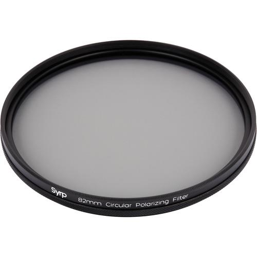 Syrp Large Circular Polarising Filter 82mm,77/72mm
