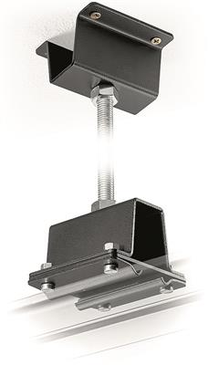 Manfrotto Rail Mounting Bracket with M12 Stud