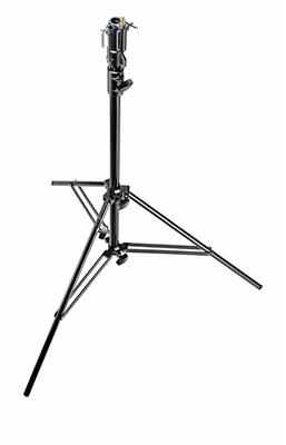 Manfrotto Black aluminium 2-Section Stand