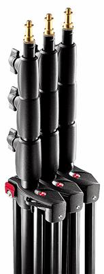 Manfrotto 3-Pack Photo Master Stand, Air Cushioned