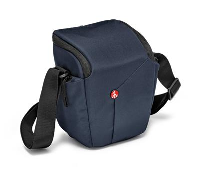 Manfrotto NX camera holster II Blue for DSLR