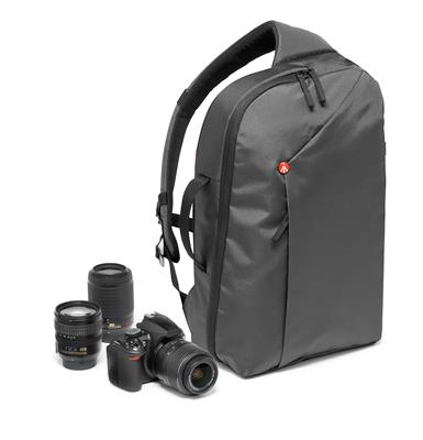 Manfrotto NX camera sling bag I Grey for DSLR/CSC