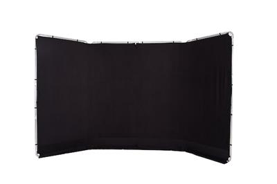 Lastolite Panoramic Background 4m Black