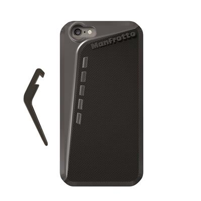 Manfrotto Black Case for iPhone 6 + kickstand