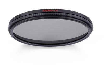Manfrotto Advanced Circular Polarising Filter 55mm