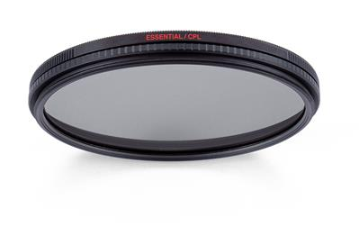 Manfrotto Essential Circular Polarizing Filter 62m