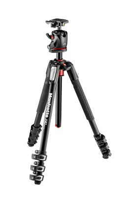 Manfrotto 190 Aluminium 4-Section Tripod with XPRO