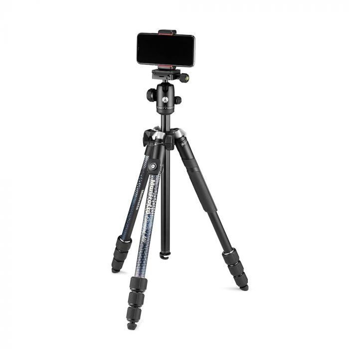 Manfrotto Element MII Mobile Bluetooth Alu Black