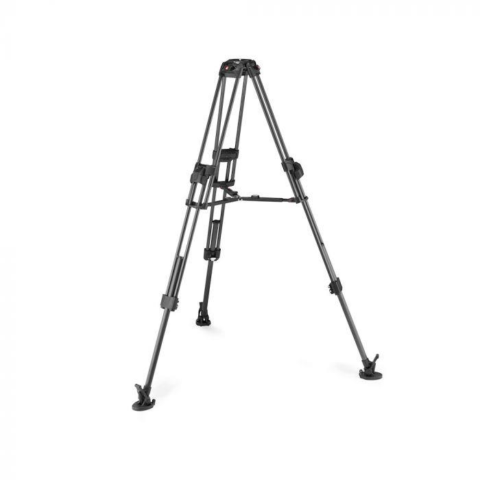 Manfrotto 645 Fast Twin Leg Carbon fiber Tripod
